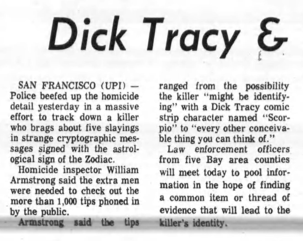 Various Z-related newspaper articles Dicktracy-page-001edit1_zpstxib7ddt