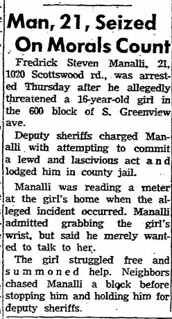 Newspaper articles mentioning Manalli Rockfordmorningstaraug101956assaultchargefredrick_zpswvvux1qs