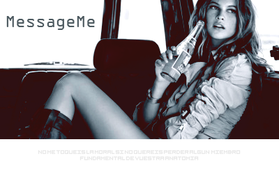 Message Me; Hollie B. Atkins Mesaggeme
