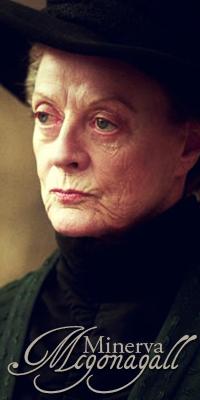 Directora M. McGonagall