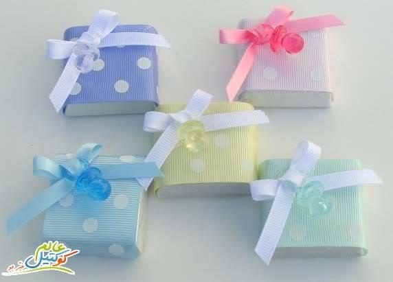 هدايا للمواليد CB-DOTS