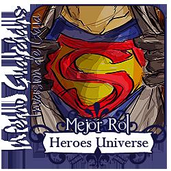 {Entrega de Premios} ¡Rol Academy Awards! - Julio HeroesUniverse-1