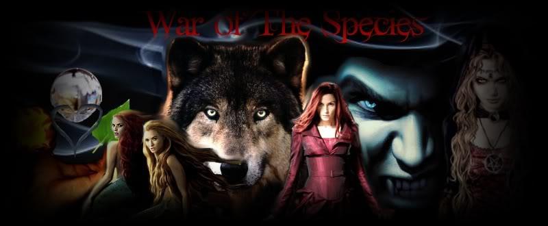 War of The Species Bairy1