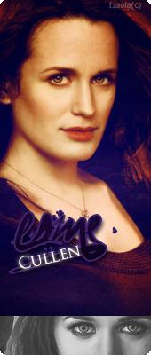 Esme A. Cullen