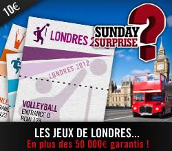 Sunday Surprise, de l'exceptionnel tous les dimanches! - Page 4 Londres