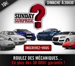Sunday Surprise, de l'exceptionnel tous les dimanches! - Page 4 Sunda_Surprise_voitures