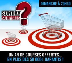 Sunday Surprise, de l'exceptionnel tous les dimanches! - Page 4 Sunday_Surprise_Courses