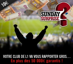 Sunday Surprise, de l'exceptionnel tous les dimanches! - Page 4 Sunday_Surprise_Foot