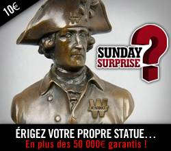 Sunday Surprise, de l'exceptionnel tous les dimanches! - Page 5 Sunday_Surprise_Statue