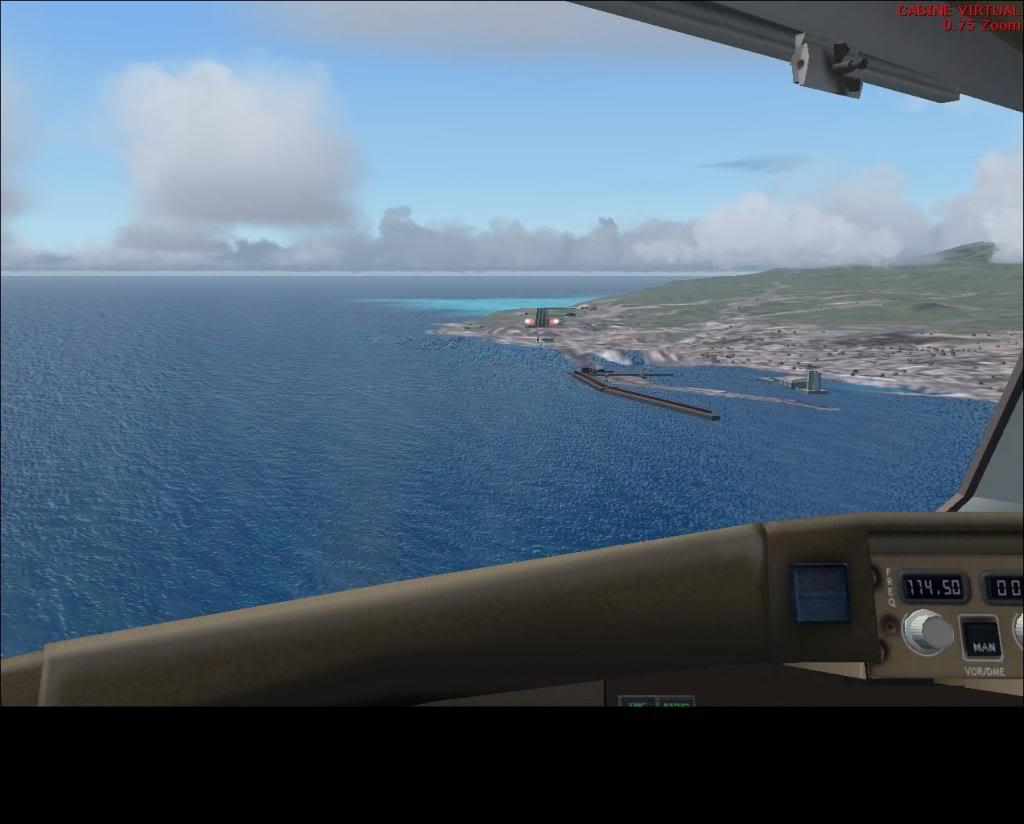 [Fs9] Faro (LPFR)- Ponta Delgada azores (LPPD) com B767-300ER Condor Fs92011-08-0414-54-10-21