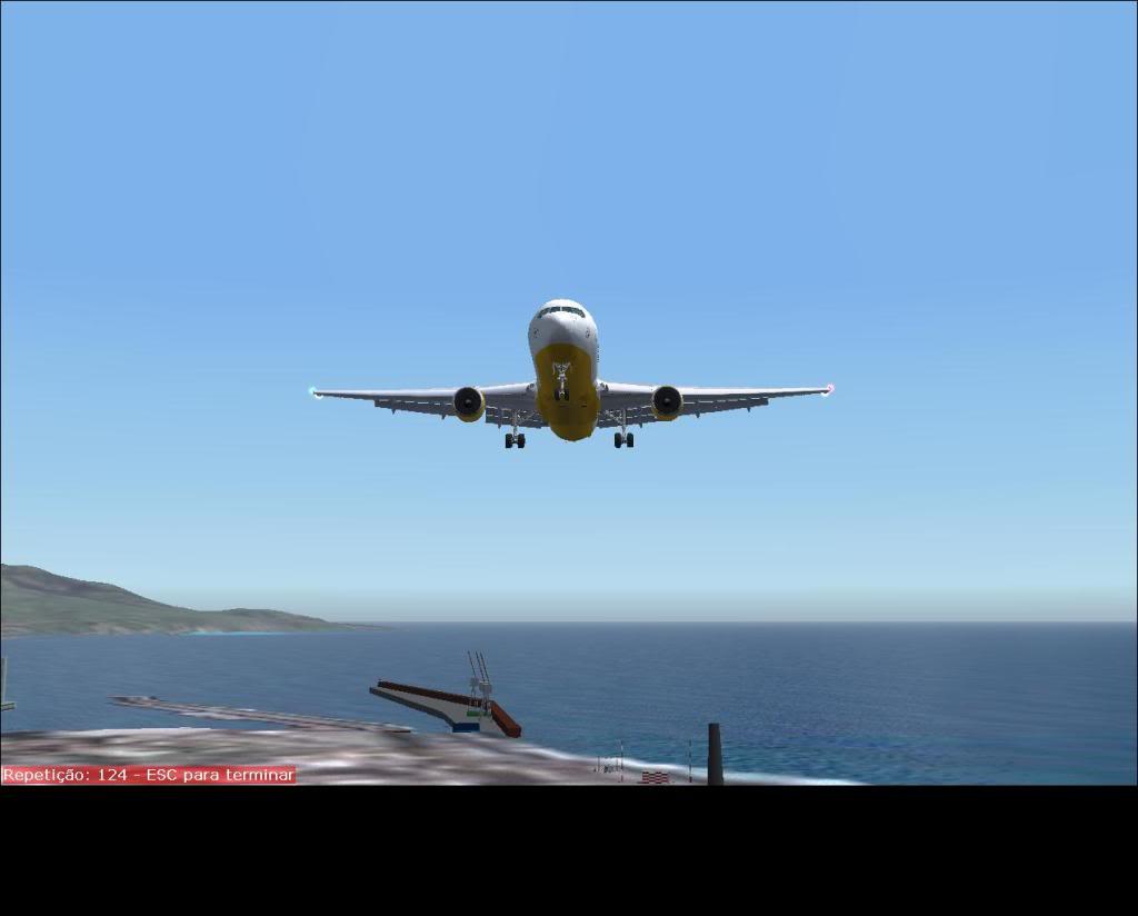 [Fs9] Faro (LPFR)- Ponta Delgada azores (LPPD) com B767-300ER Condor Fs92011-08-0414-57-43-78