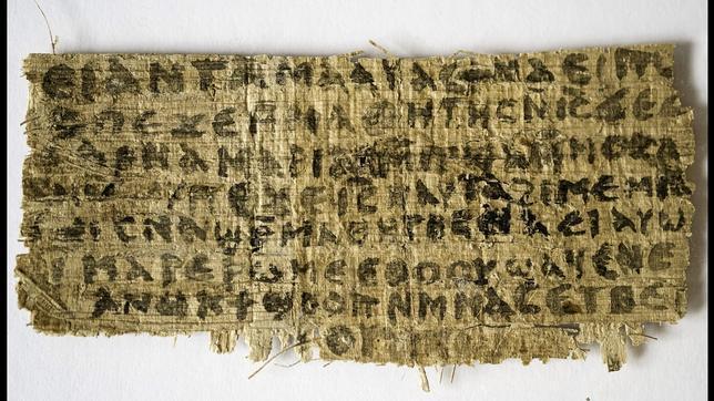 Un papiro señala que Jesucristo estuvo casado  Papiro-jesucristo-casado--644x362_zps40ea7902