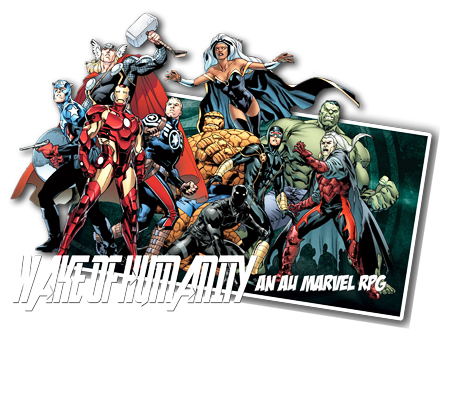 Wake of Humanity - AU Marvel RacoW