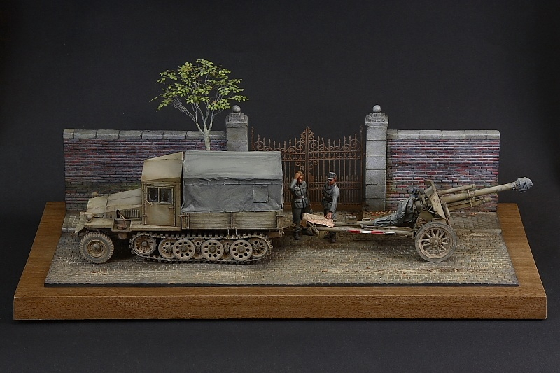 leFH18/40, Sd.Kfz.11 - 'LOST!!' - Page 3 IMG_5459