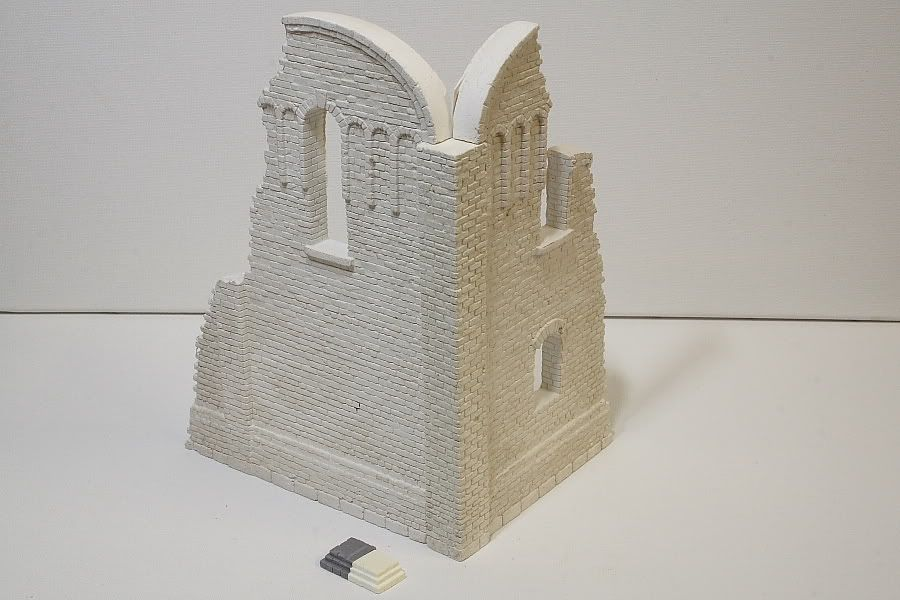 Firestorm 1/35 Russian Church Ruin IMG_2950