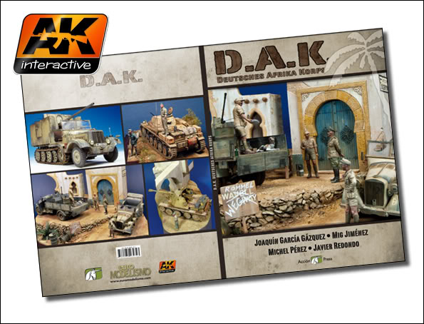New Products from AK Interactive including F.A.Q.2 DAK-1211