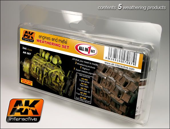 AK Interactive Paints and Weathering Products 087_engine_set