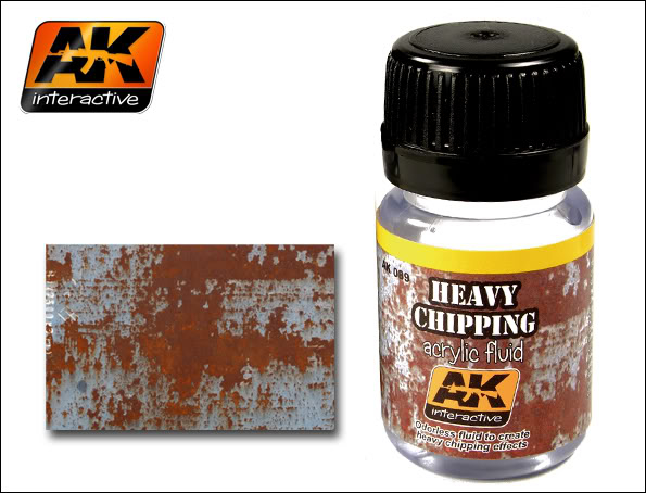 New Products from AK Interactive 089_heavychipping