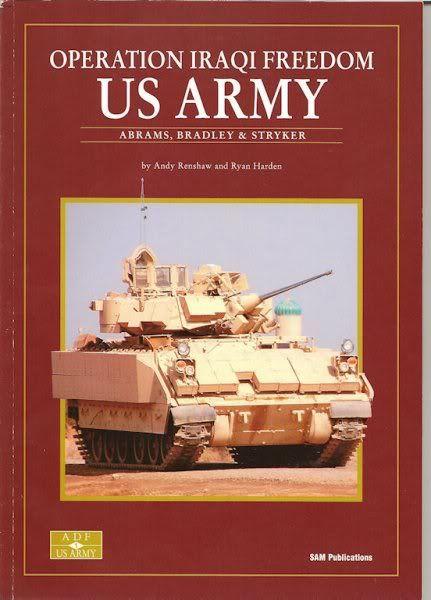 Operation Iraqi Freedom - US Army - Abrams, Bradley & Stryker Sam_oif-army-adf-cover