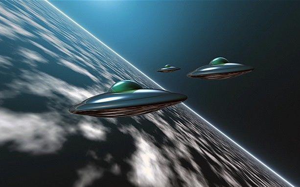 Resultado de imagen de una nave nodriza Federación Galáctica con 49 naves