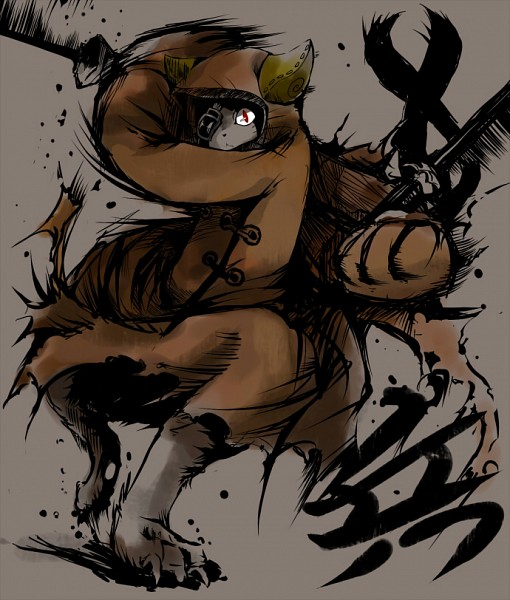 An Alien Cat Samurai, Ditzy Klaglarian Fugitive, and a Moose Walk into a bar (Chee, Desty, Pan) Jubei600748942_zps549fedc9