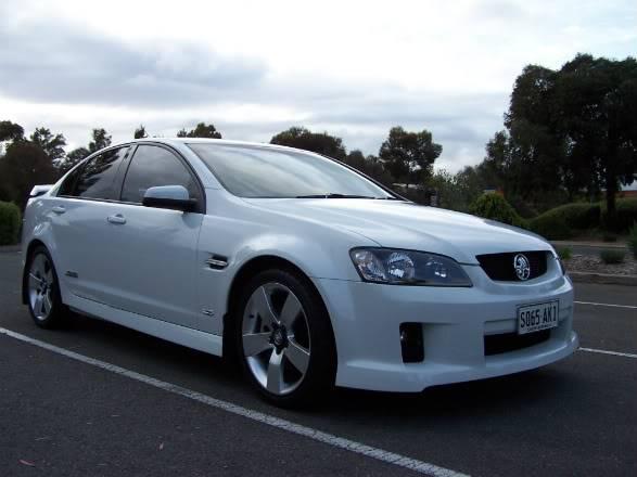 Alan's  new car (08SS) 05-1