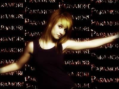 Mis creaciones photoshoperas ~ Paramore