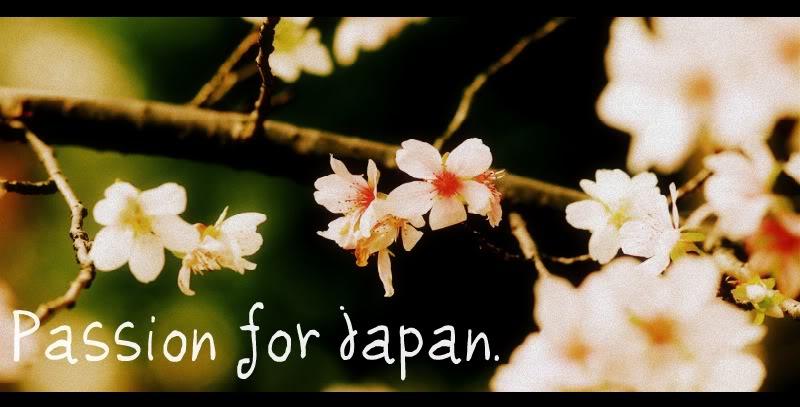 Passion for Japan. [ C E R R A D O ]
