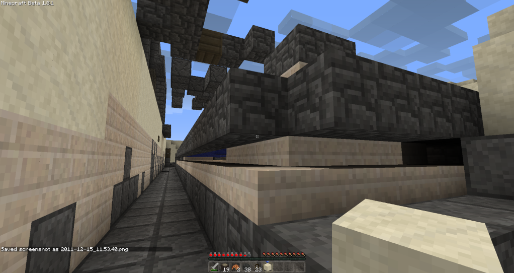 Noobzftw- Massive griefing on my structure 2011-12-15_115348