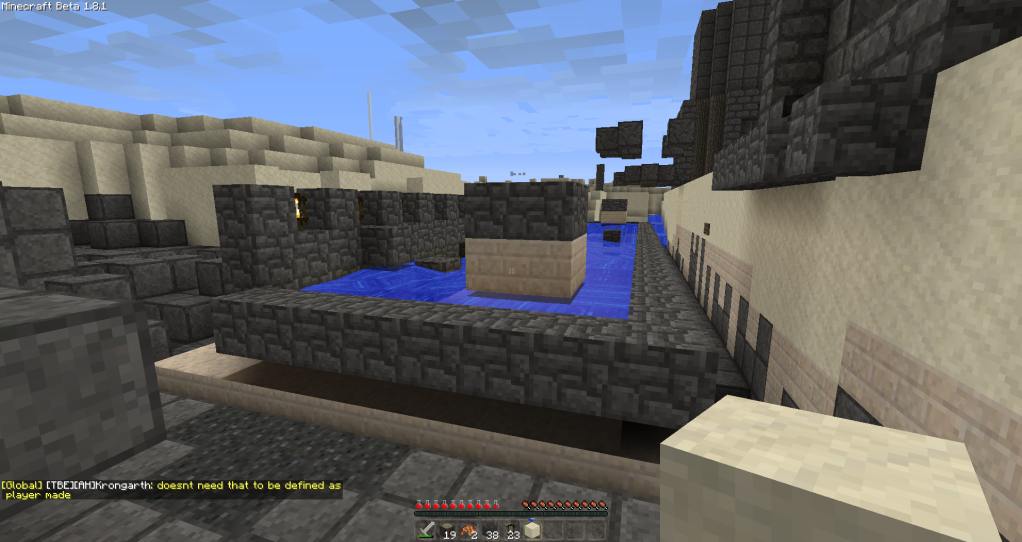 Noobzftw- Massive griefing on my structure 2011-12-15_115423