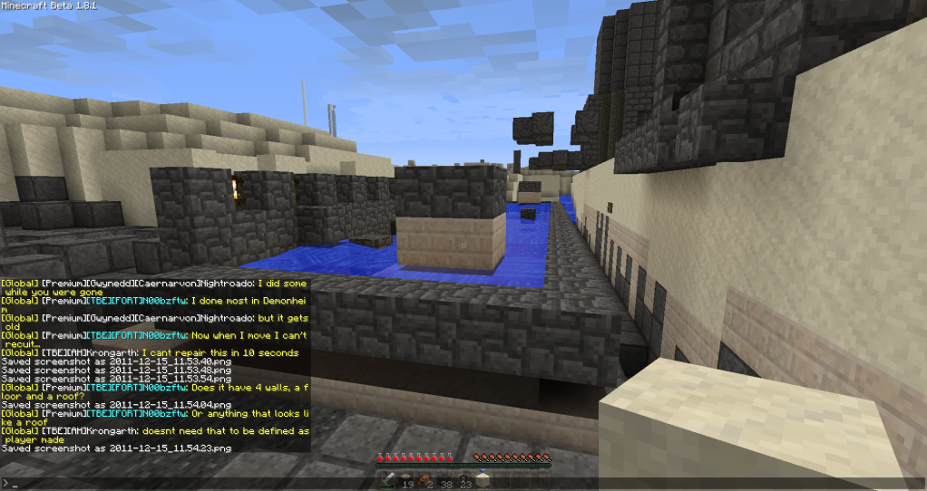 Noobzftw- Massive griefing on my structure 2011-12-15_115425