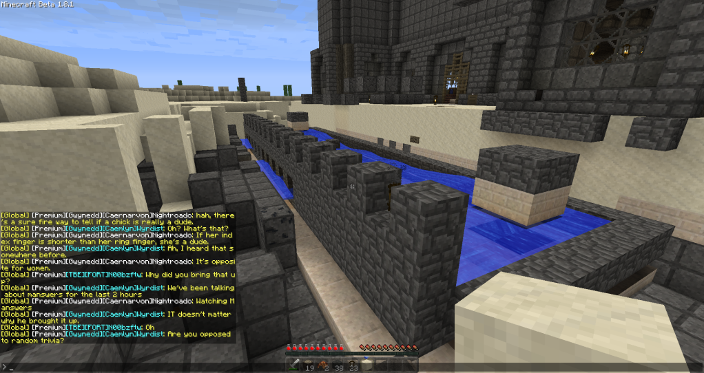 Noobzftw- Massive griefing on my structure 2011-12-15_115620
