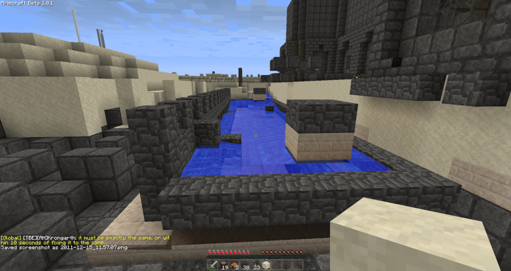 Noobzftw- Massive griefing on my structure 2011-12-15_115714
