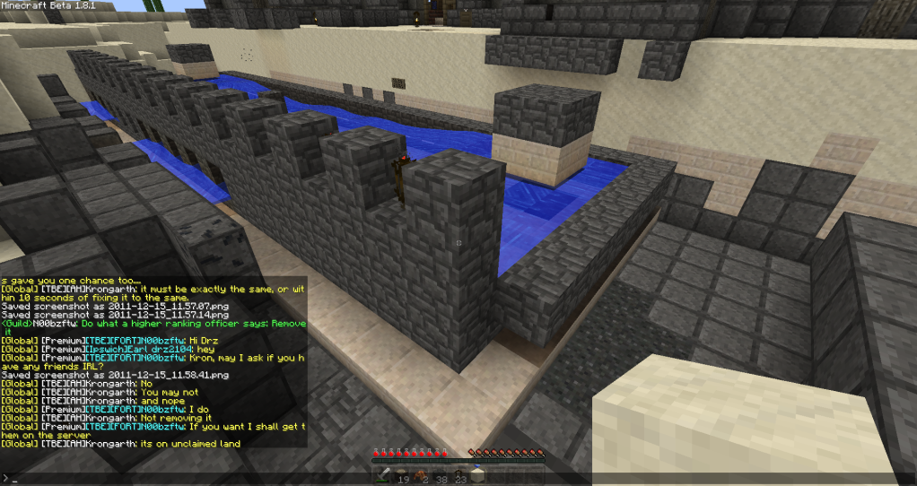 Noobzftw- Massive griefing on my structure 2011-12-15_115903
