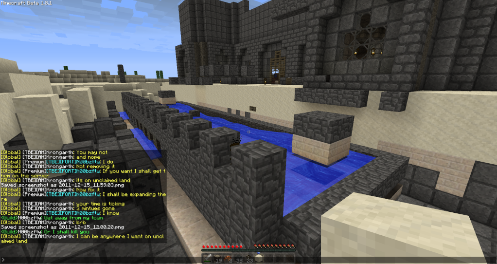 Noobzftw- Massive griefing on my structure 2011-12-15_120029