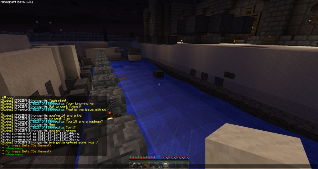 Noobzftw- Massive griefing on my structure 2011-12-15_120244
