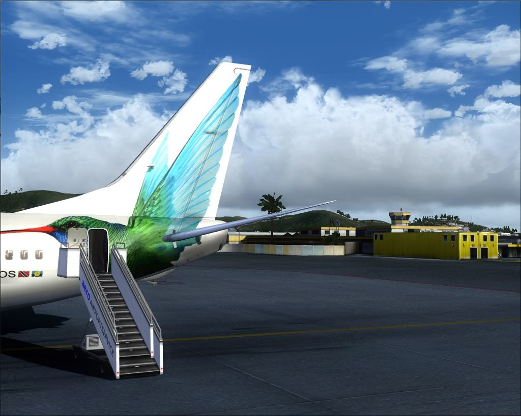 [FS9] Kingston - St. marteen 19-6