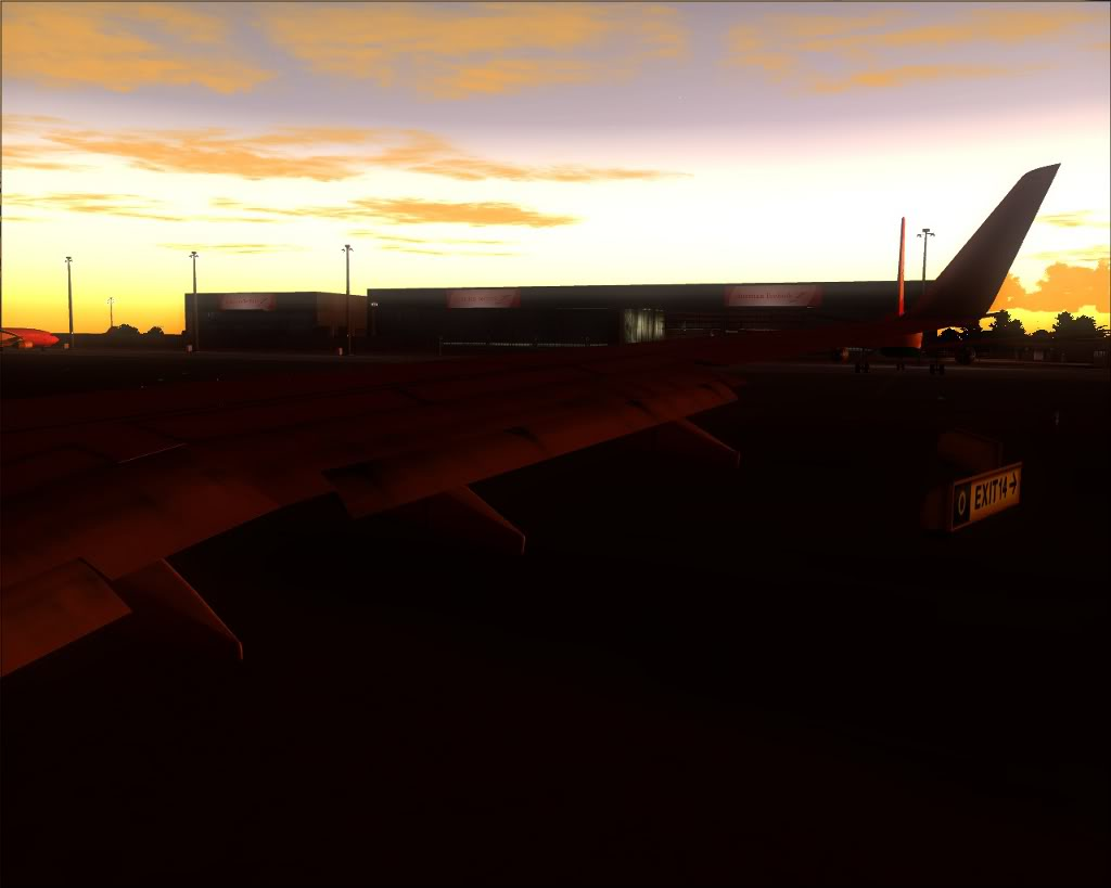 Vienna / LOWW - London / EGLL ScreenShot016-6