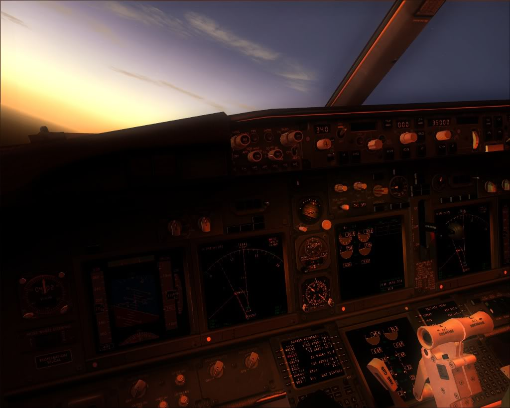 Vienna / LOWW - London / EGLL ScreenShot038-2