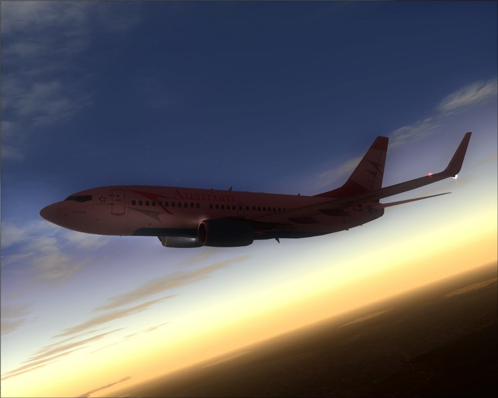 Vienna / LOWW - London / EGLL ScreenShot040-3