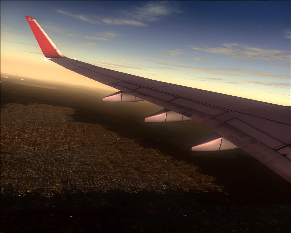 Vienna / LOWW - London / EGLL ScreenShot041-3