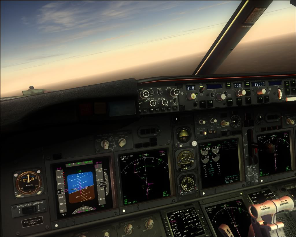 Vienna / LOWW - London / EGLL ScreenShot053-1