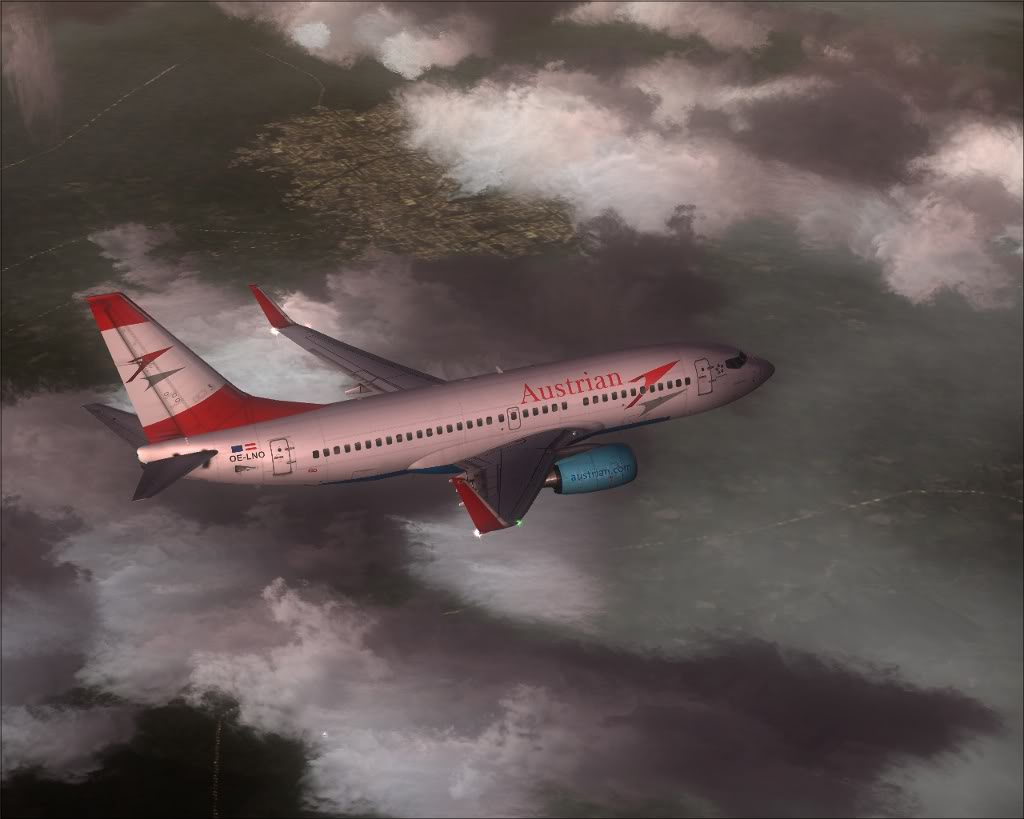 Vienna / LOWW - London / EGLL ScreenShot060