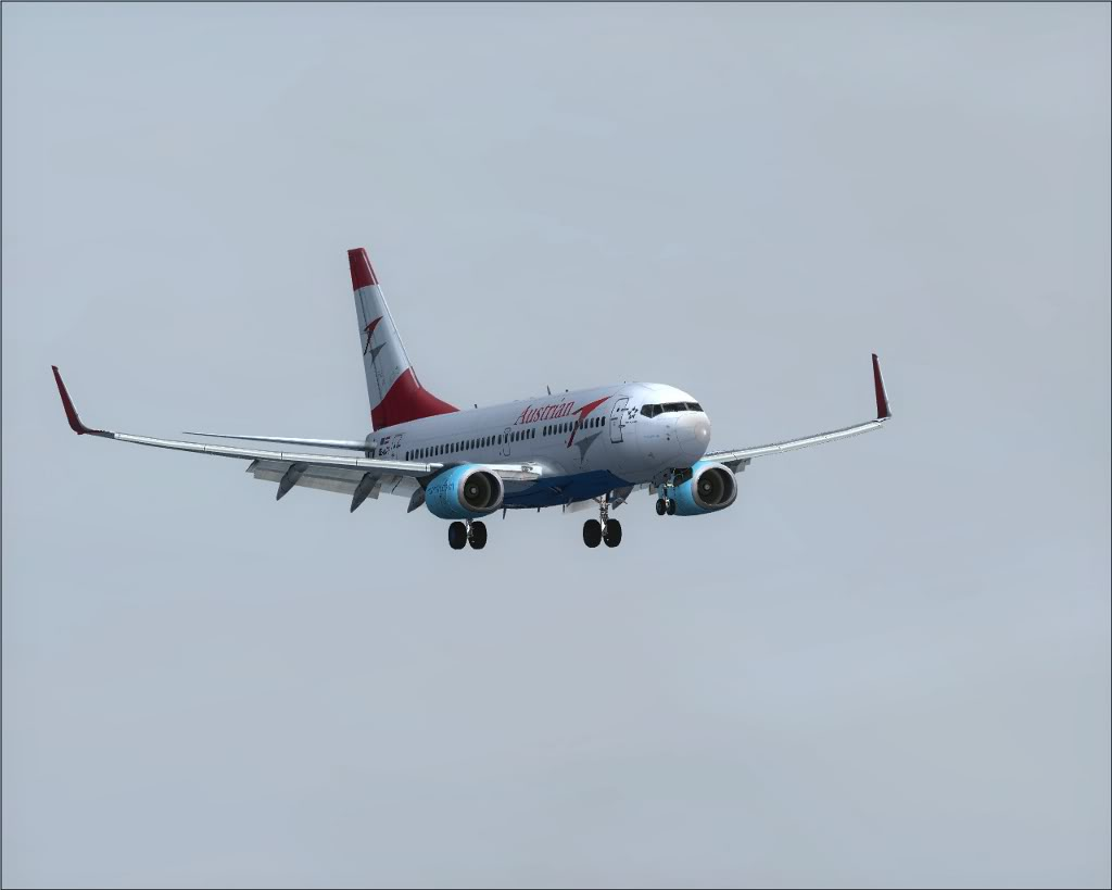 Vienna / LOWW - London / EGLL ScreenShot080
