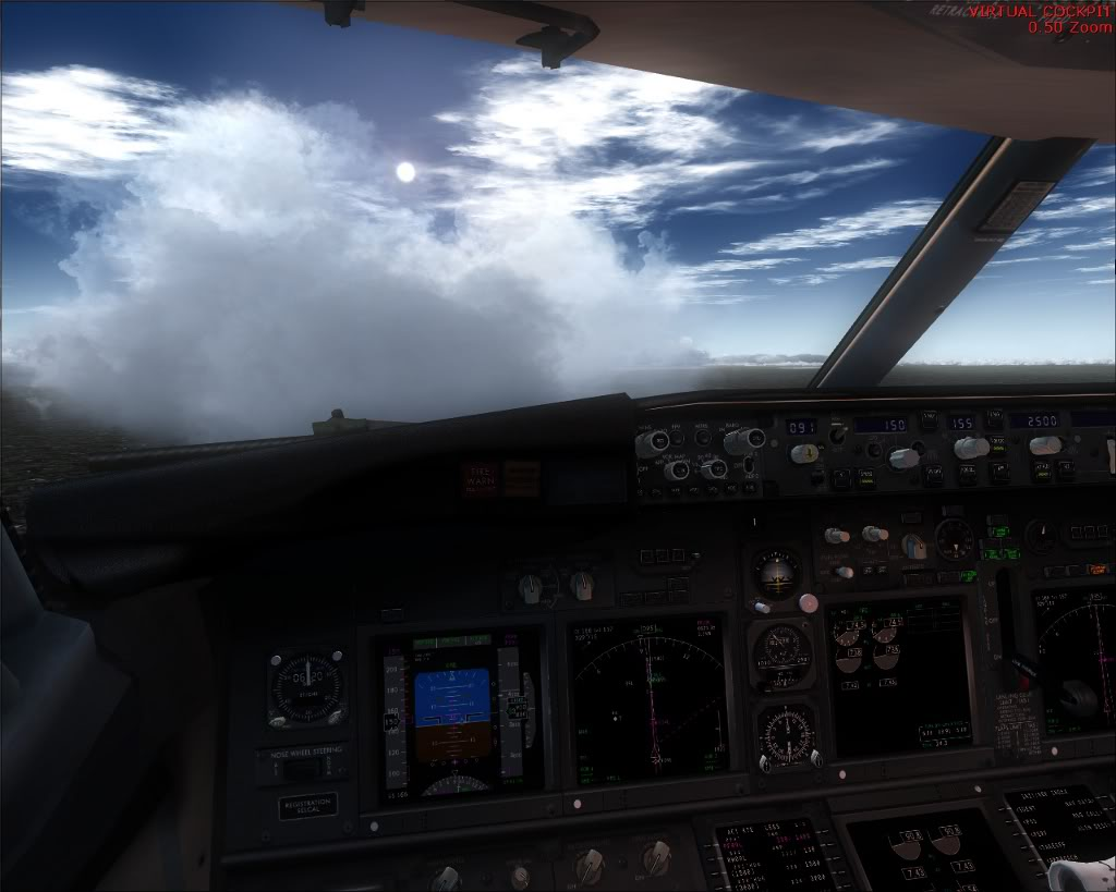 Vienna / LOWW - London / EGLL ScreenShot082