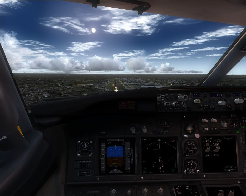 Vienna / LOWW - London / EGLL ScreenShot085