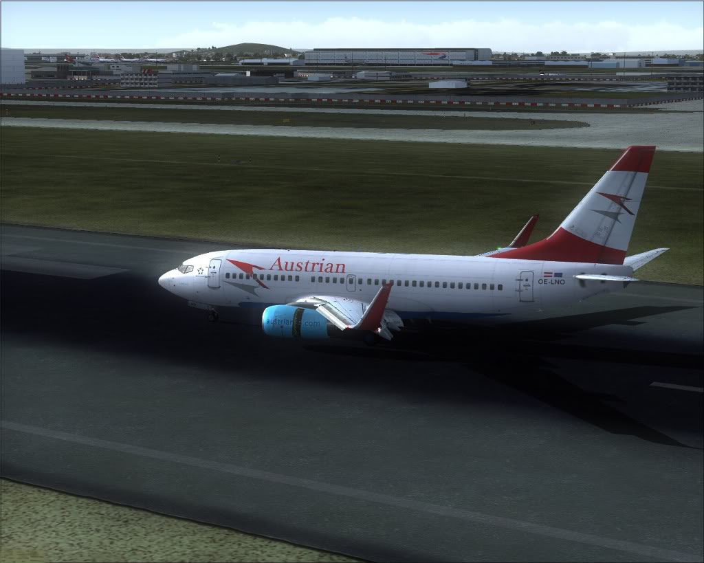 Vienna / LOWW - London / EGLL ScreenShot087