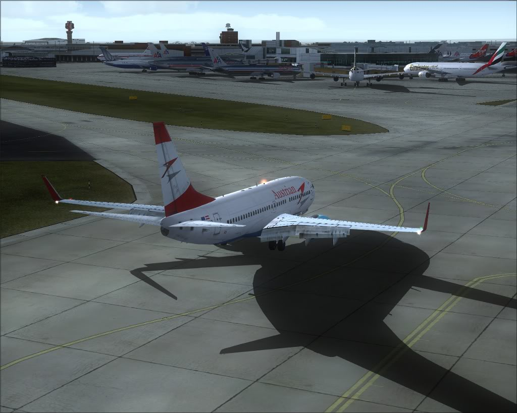 Vienna / LOWW - London / EGLL ScreenShot088