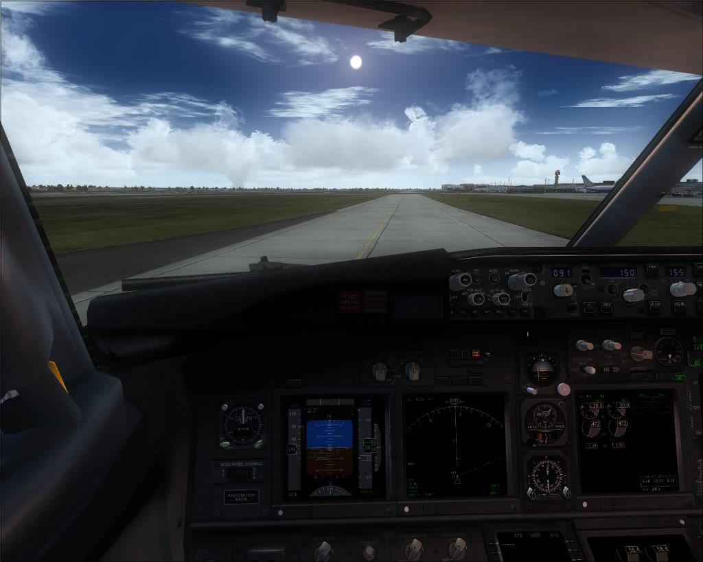Vienna / LOWW - London / EGLL ScreenShot090