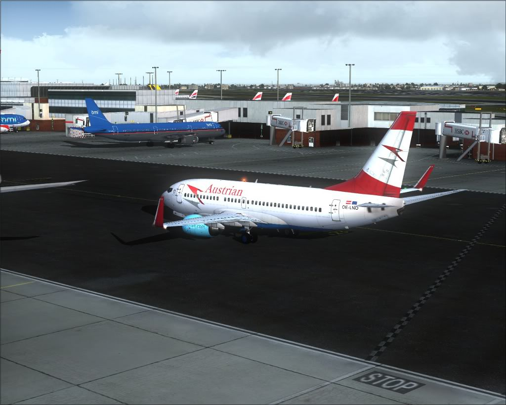 Vienna / LOWW - London / EGLL ScreenShot092